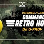 Commando RETRO HOUSE – Dj G-Froy