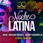 Noche Latina Halloween ★ Saturday 30.10 ★ Cactus Club
